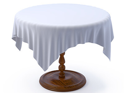 Table Cloth Cleaning Service in Downtown San Diego