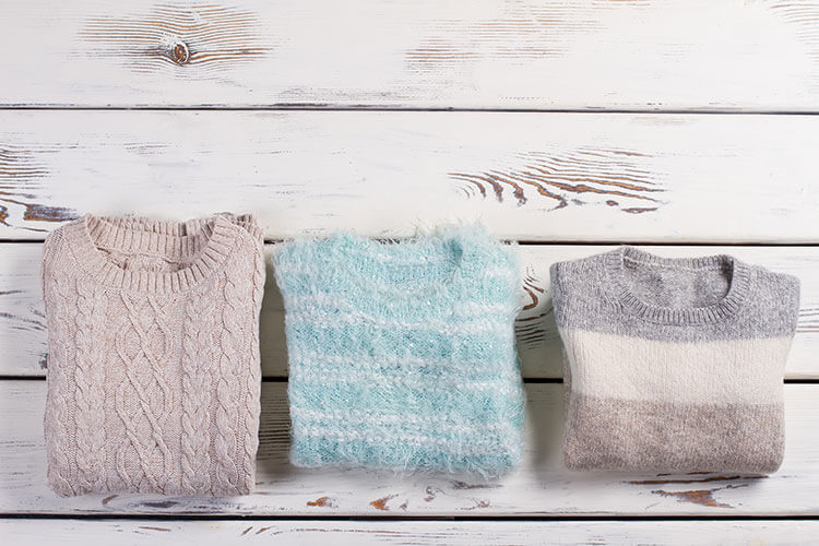 Sweater Dry cleaning San diego