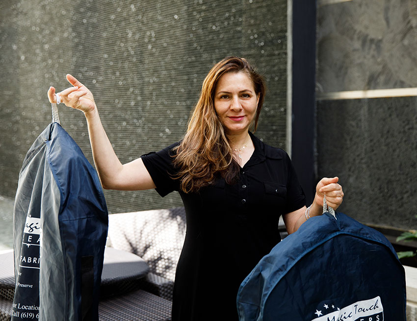 Mobile Laundry and Dry Cleaner