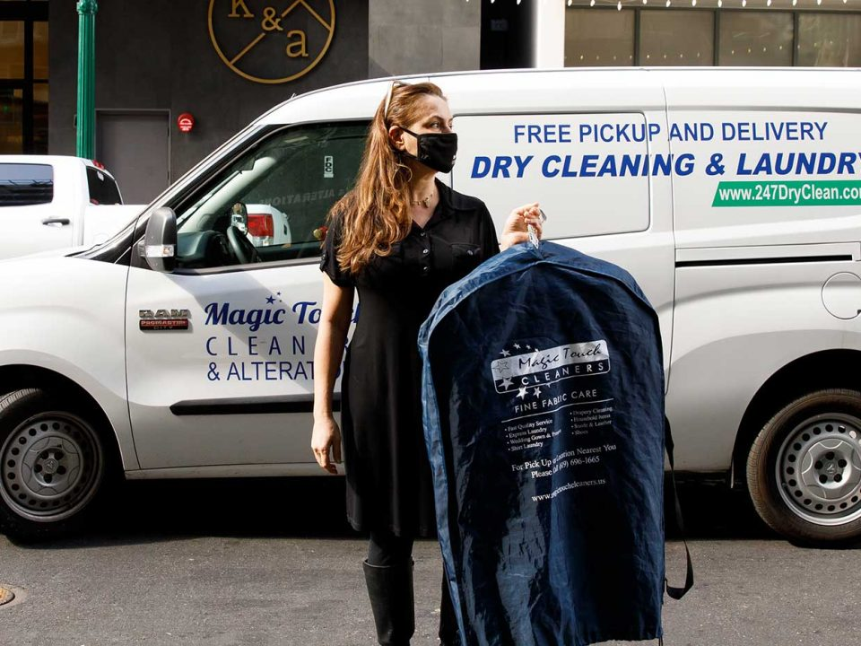 Dry cleaner San Diego